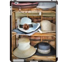 Hats For Sale iPad Case/Skin
