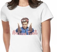 Aaron Tveit...more like tv-bae Womens Fitted T-Shirt