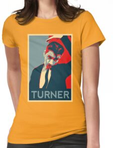 Hope in Alex Turner, Rock & Roll Womens Fitted T-Shirt