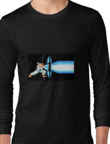 Ryu Fireball  Long Sleeve T-Shirt