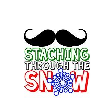 Staching Through The Snow by HolidaySwaggC