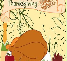 Happy Thanksgiving (2643 Views) by aldona