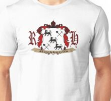 Rockhound Coat of Arms Unisex T-Shirt