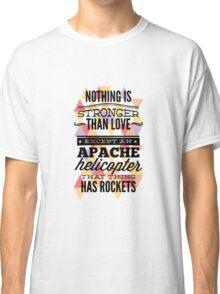 Humor text Design Classic T-Shirt