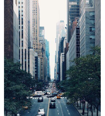 New York, NY Sticker