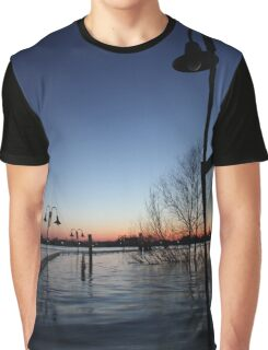 High Water Graphic T-Shirt