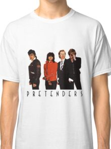 pretenders band tour 2016 Classic T-Shirt