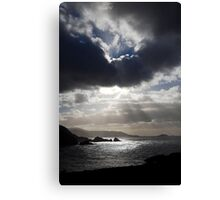 morning of the gods: 793 views Canvas Print