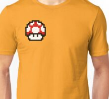 Super Mushroom 8 -BIT Unisex T-Shirt