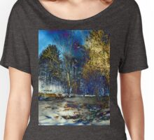 Edge of Reality Women's Relaxed Fit T-Shirt