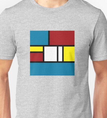 """geometric art 313"" Unisex T-Shirt"