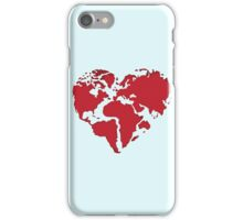 We need more Love iPhone Case/Skin
