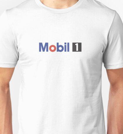 Mobil 1 Logo Unisex T-Shirt