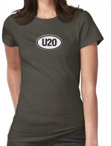 Datsun U20 Womens Fitted T-Shirt
