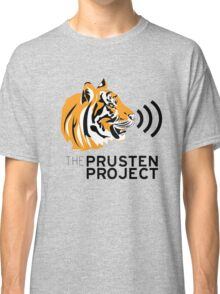 Tiger Conservation - The Prusten Project Classic T-Shirt