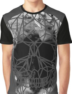 Crystal Skull Infrared Graphic T-Shirt