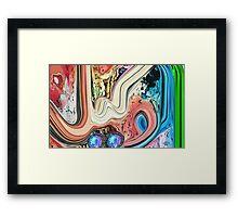 Al Wakeel Framed Print