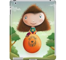 Spacehopper iPad Case/Skin
