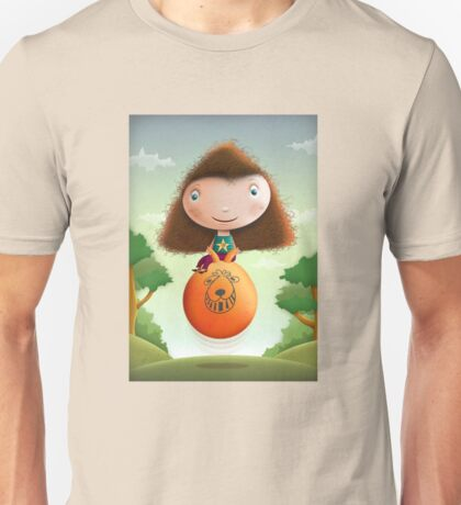 Spacehopper Unisex T-Shirt