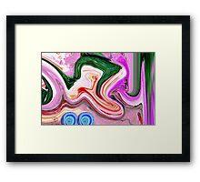 Al Hameed Framed Print