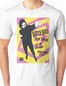 Betty Boo Doin The Do Unisex T-Shirt