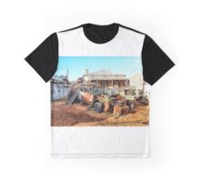 Scrap - or Movie Extra?  Graphic T-Shirt
