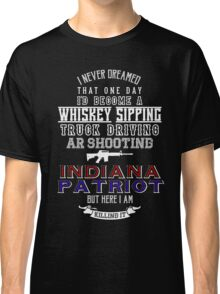 Indiana Patriot Classic T-Shirt