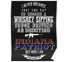 Indiana Patriot Poster