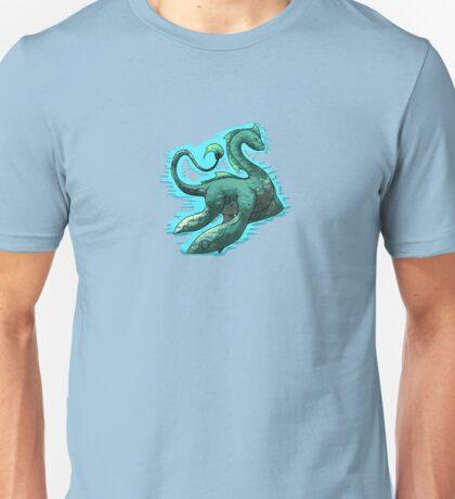 Chibi Nessy Unisex T-Shirt