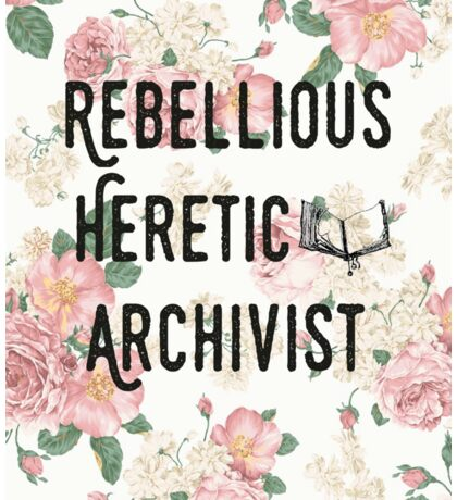 Rebellious Heretic Archivist Sticker