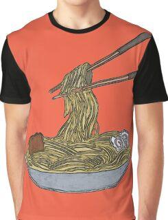 Noodle Bowl Graphic T-Shirt