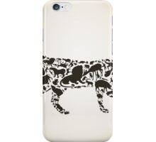 Cat an animal iPhone Case/Skin
