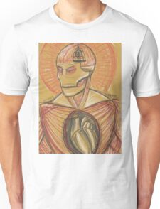 Muscular Android - AM-R127 Unisex T-Shirt