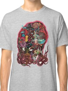 The Octopus Project: Squidtastic Classic T-Shirt
