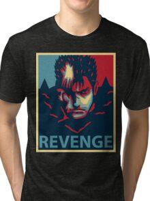 Gutsu from Berserk - Revenge Tri-blend T-Shirt