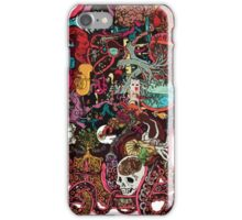 The Octopus Project: Squidtastic iPhone Case/Skin