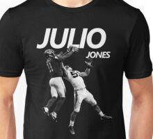 Julio Jones the G.O.A.T Unisex T-Shirt