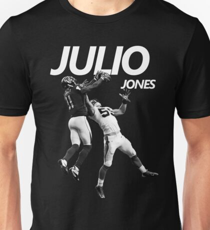 Julio Jones the G.O.A.T Unisex T-Shirt