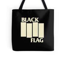 black flag Tote Bag
