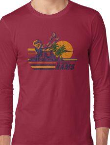 L.A. RAMS Long Sleeve T-Shirt