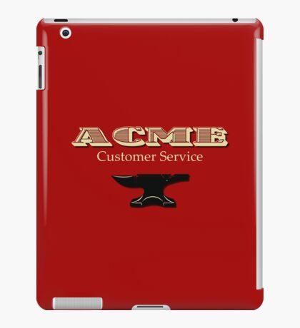 ACME Customer Service iPad Case/Skin