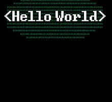 <Hello World> by LITCH