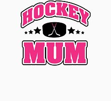 Hockey Mom Womens Fitted T-Shirt