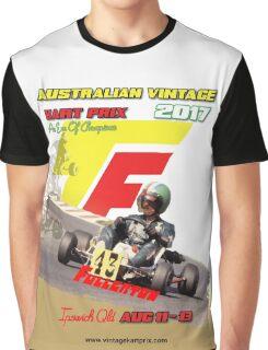 AUSTRALIAN VINTAGE KART PRIX 2017 Graphic T-Shirt