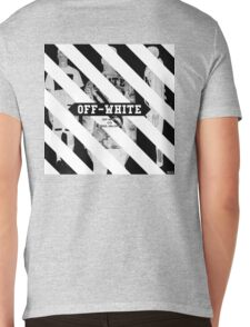 Off White Mens V-Neck T-Shirt