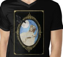 Cloak & Dagger Games Mens V-Neck T-Shirt