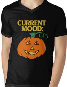 Current Mood Halloween Mens V-Neck T-Shirt