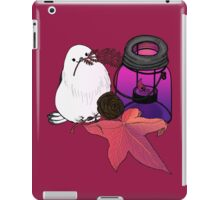 Candlelit Nature iPad Case/Skin