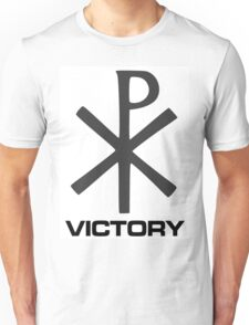 Emperor Constantine The Great Victory Symbol Unisex T-Shirt