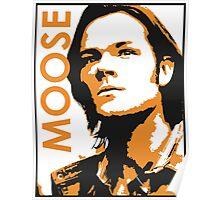 Moose! Poster